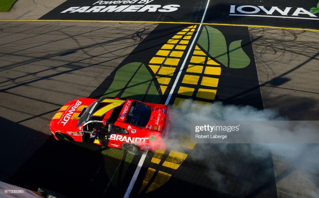 NASCAR Xfinity Series Iowa 250 presented by Enogen : News Photo