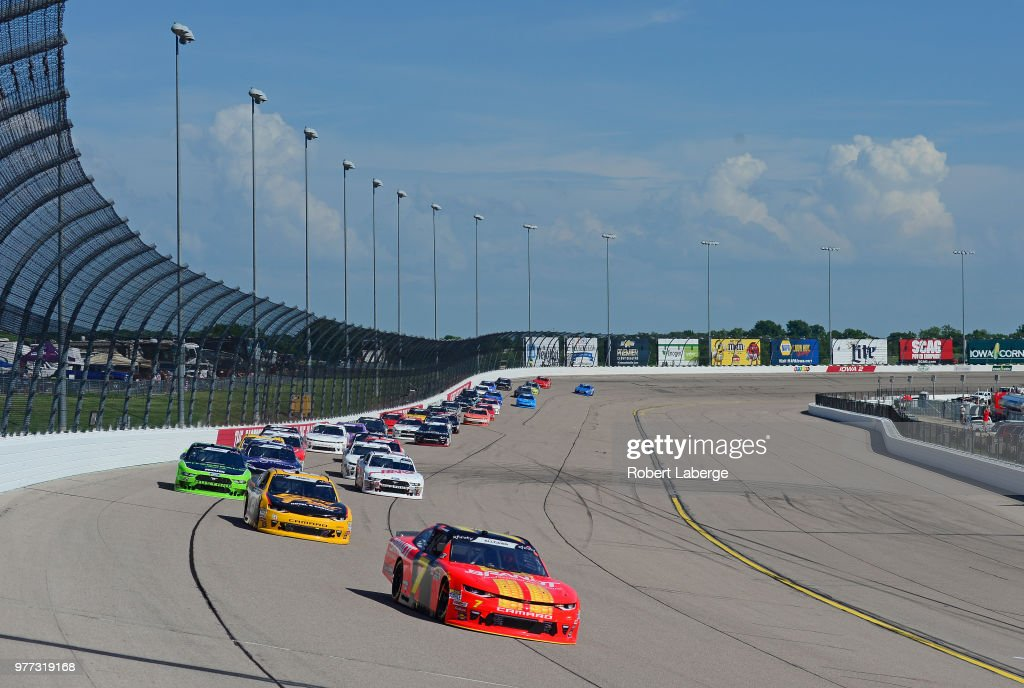 NASCAR Xfinity Series Iowa 250 presented by Enogen : News Photo