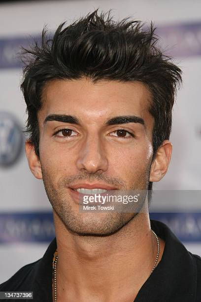 Justin Baldoni during 'Miami Vice' Los Angeles World Premiere at Mann Village Theatre in Westwood California United States