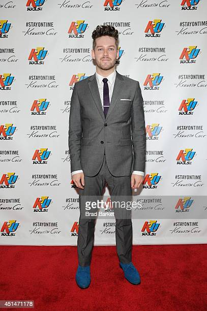 Justin Baron attends 1035 KTU's KTUphoria 2014 presented by Burlington at IZOD Center on June 29 2014 in East Rutherford New Jersey