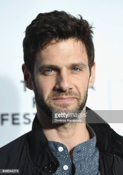 Justin Bartha attends the Opening Night Gala of 'Love Gilda' 2018 Tribeca Film Festival at Beacon Theatre on April 18 2018 in New York City