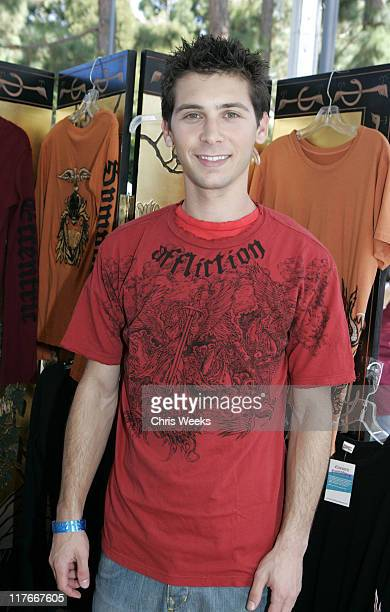 Justin Berfield at Eccentric Symphony during Silver Spoon Pre-Emmy Hollywood Buffet - Day 2 in Los Angeles, California, United States.