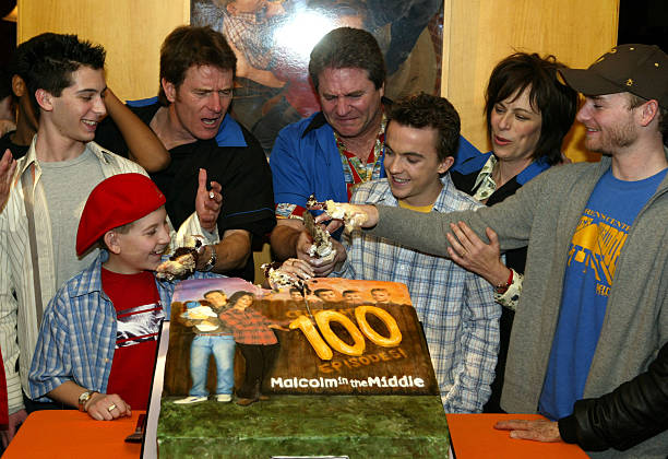"""Malcolm In the Middle"" 100th Episode Bowling Party: foto ..."