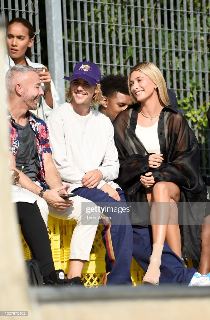 John Elliott - Front Row - September 2018 - New York Fashion Week: The Shows : News Photo
