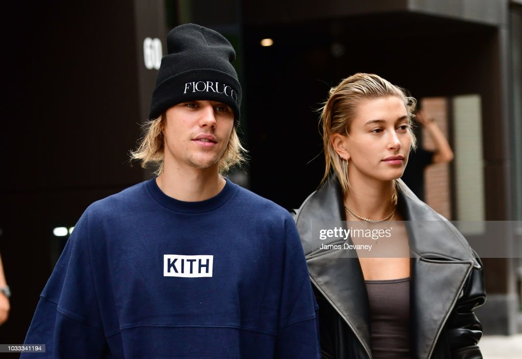 Celebrity Sightings in New York City - September 14, 2018 : News Photo