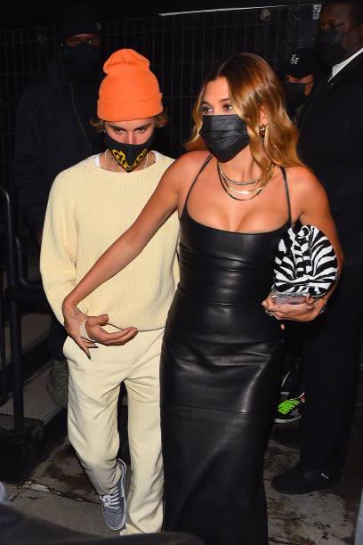 NY: Celebrity Sightings In New York City - October 18, 2020