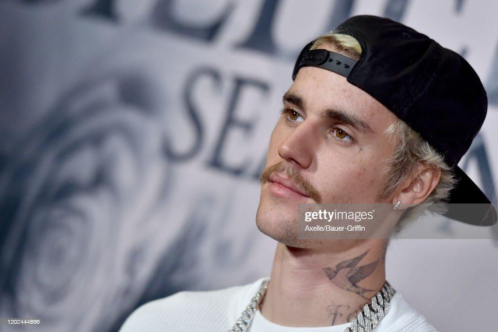 "Premiere Of YouTube Original's ""Justin Bieber: Seasons"" - Arrivals : News Photo"