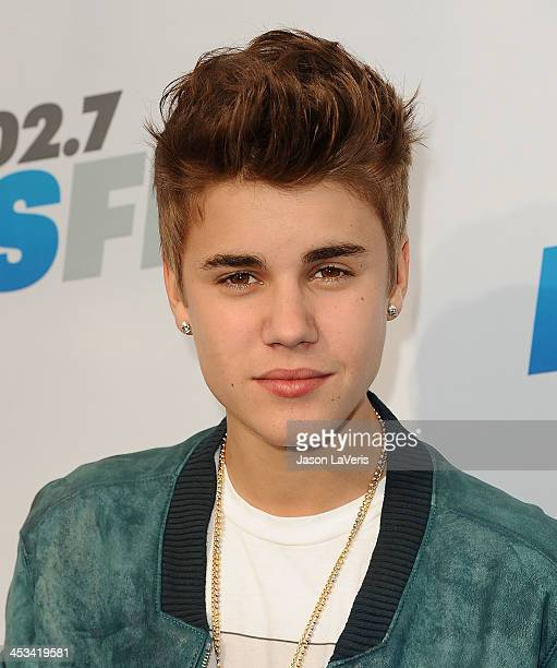 Justin Bieber attends 1027 KIIS FM's Wango Tango at The Home Depot Center on May 12 2012 in Carson California