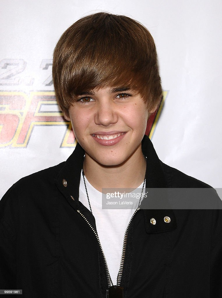 Justin Bieber attends KIIS FM's 2010 Wango Tango Concert at Staples Center on May 15, 2010 in Los Angeles, California.