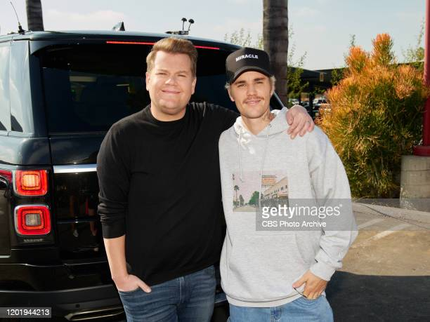 Justin Bieber helps James Corden get to work in an all new Carpool Karaoke on The Late Late Show with James Corden