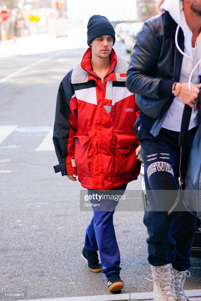 NY: Celebrity Sightings In New York City - February 16, 2019