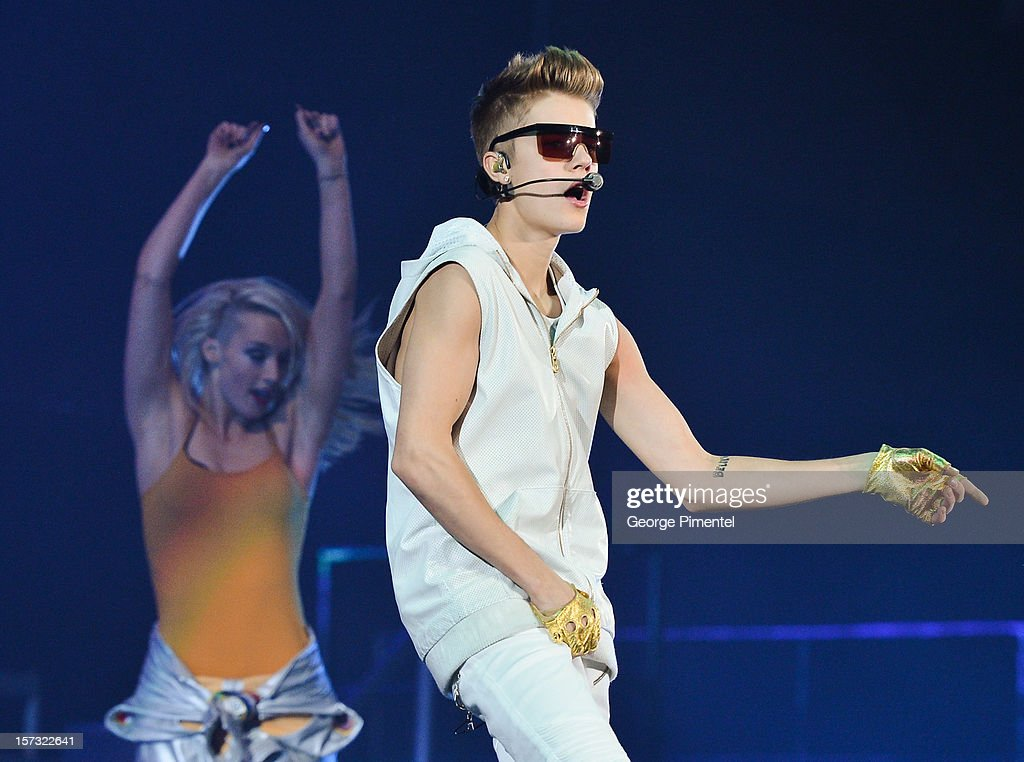 Justin Bieber December 2012