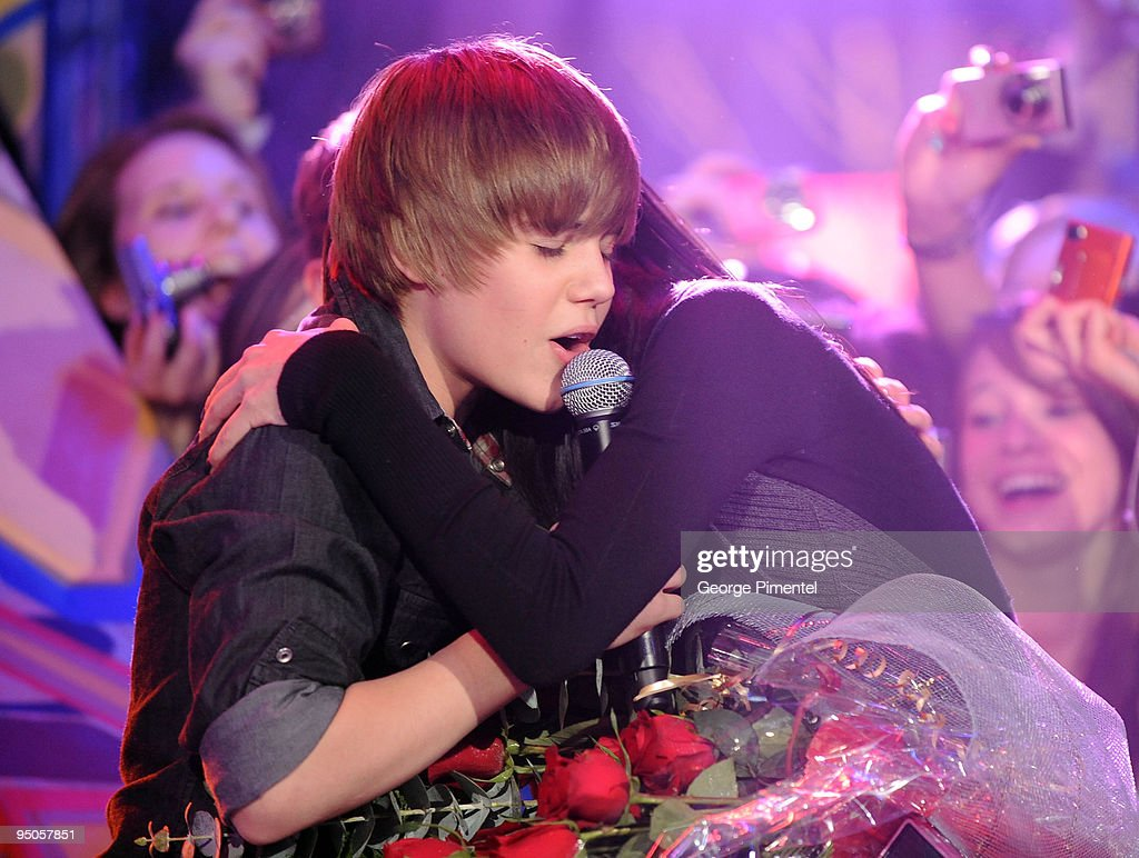 e81125f1ee3 Justin Bieber performs on Live Much at the MuchMusic HQ on December ...