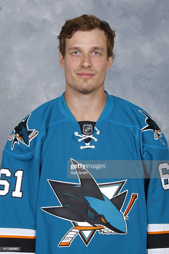 San Jose Sharks Headshots
