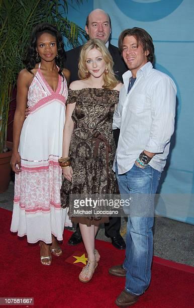 Justin Carroll Lynch Kimberly Elise Jennifer Finnigan and Christian Kane