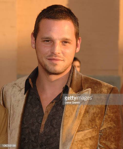 Justin Chambers during 2006 American Music Awards Arrivals at Shrine Auditorium in Los Angeles California United States