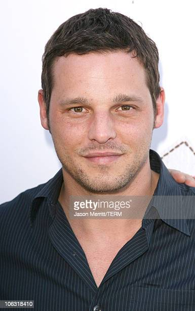 Justin Chambers during 5th Annual John Varvatos Stuart House Benefit Presented by Converse at John Varvatos Boutique in Hollywood California United...
