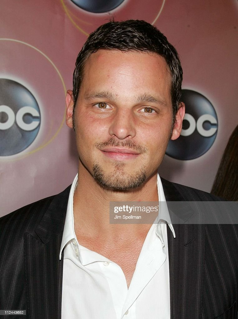 Justin Chambers during ABC Upfront 2006-2007 - Arrivals at Lincoln Center in New York City, New York, United States.