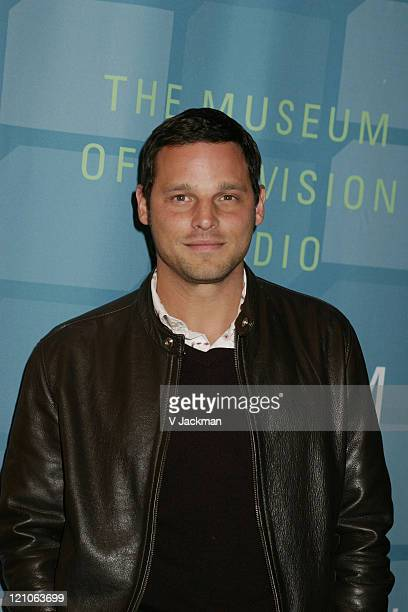 Justin Chambers during An Evening with Grey's Anatomy at Directors Guild of America in Los Angeles CA United Kingdom