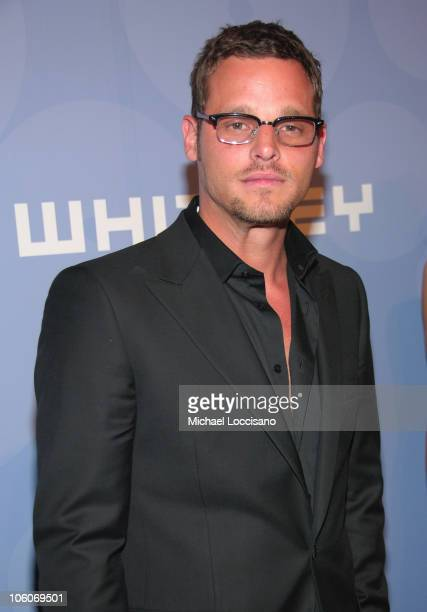 Justin Chambers during ART PARTY Hosted by The Whitney Contemporaries at Skylight Studis in New York City New York United States