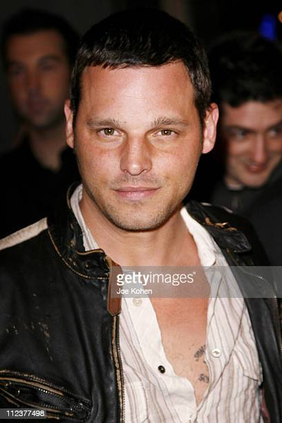 Justin Chambers during CEO Mark Kennedy and Grey's Anatomy Star Justin Chambers Host the Grand Opening of Triumph NYC at Triumph NYC in New York City...