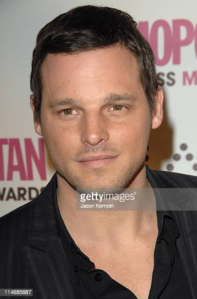 Justin Chambers during Cosmopolitan Magazine Honors Nick Lachey as Fun Fearless Man of the Year January 22 2007 at Cipriani's 42nd Street in New York...