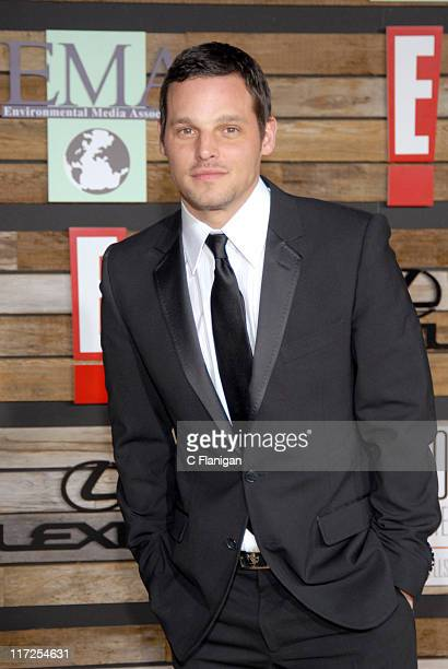 Justin Chambers during EMA E Golden Green Party at 9900 Wilshire Blvd in Beverly Hills California United States
