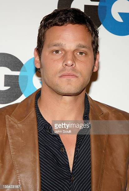 Justin Chambers during GQ Magazine Celebrates the 2005 Men of the Year Arrivals at Mr Chow in Beverly Hills California United States