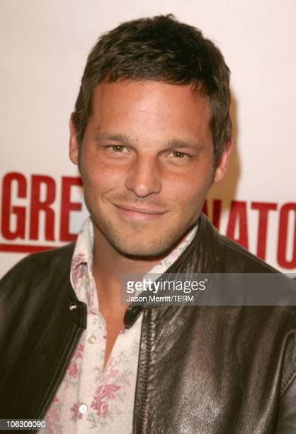 Justin Chambers during Grey's Anatomy Season One DVD Release at Geisha House at Geisha House in Hollywood California United States
