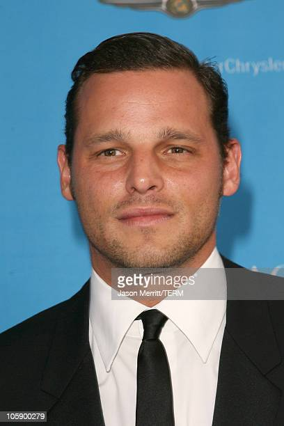 Justin Chambers during The 37th Annual NAACP Image Awards Arrivals at Shrine Auditorium in Los Angeles California United States