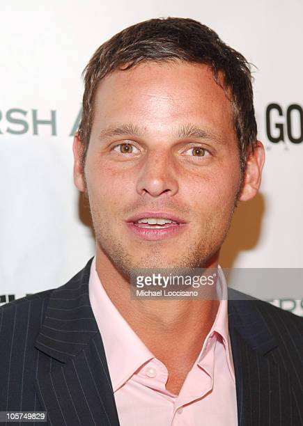 Justin Chambers during The Gersh Agency Celebrates New York Upfronts with Gotham Magazine at BED in New York City New York United States