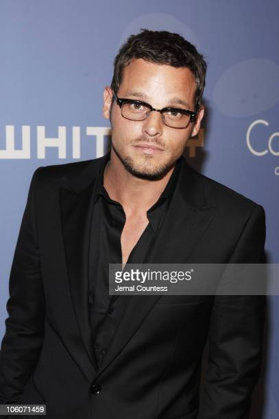Justin Chambers during The Whitney Contemporaries Host ART PARTY 2006 at Skylight Studios in New York City New York United States