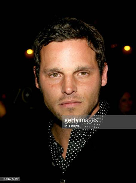 Justin Chambers during Zodiac Los Angeles Premiere at Sunset 5 in West Hollywood CA United States