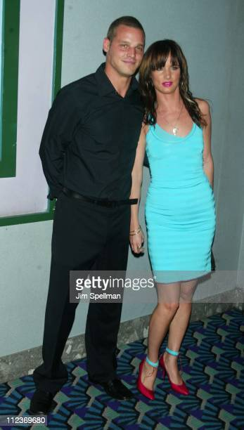 Justin Chambers Juliette Lewis during Hysterical Blindness Premiere New York at Chelsea Nine in New York City New York United States