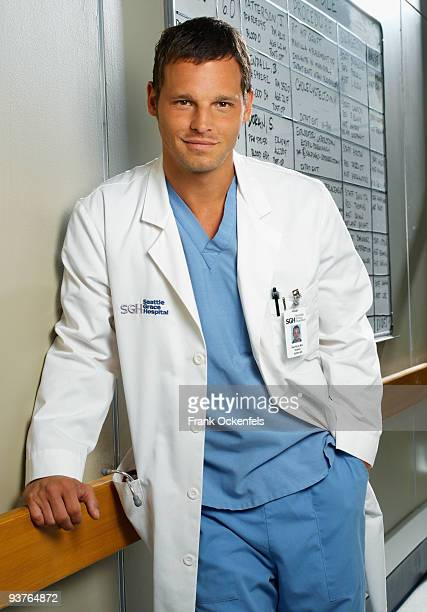 S ANATOMY Justin Chambers stars as Alex Karev on Grey's Anatomy on the Walt Disney Television via Getty Images Television Network