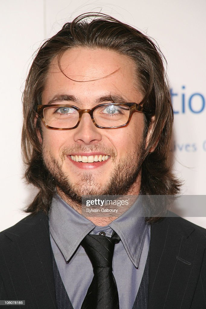 Justin Chatwin during Operation Smile's The Smile Collection at Skylight Studios in New York, NY, United States.
