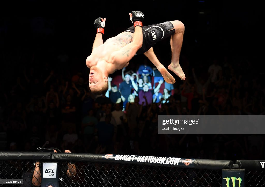 UFC Fight Night: Gaethje v Vick : News Photo
