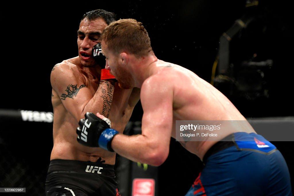 UFC 249 Ferguson v Gaethje : ニュース写真