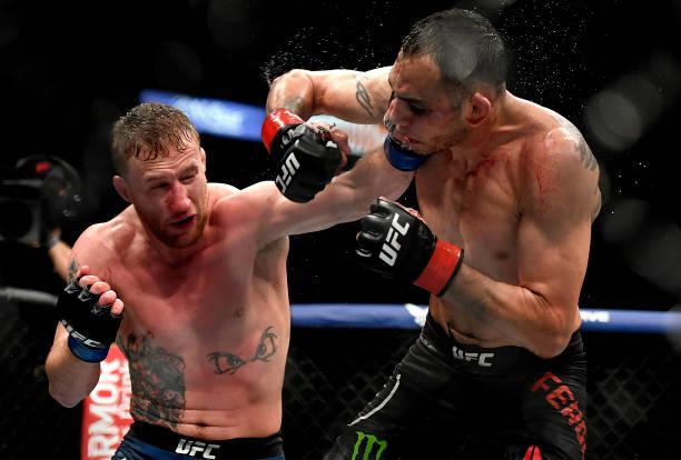 FL: UFC 249 Ferguson v Gaethje