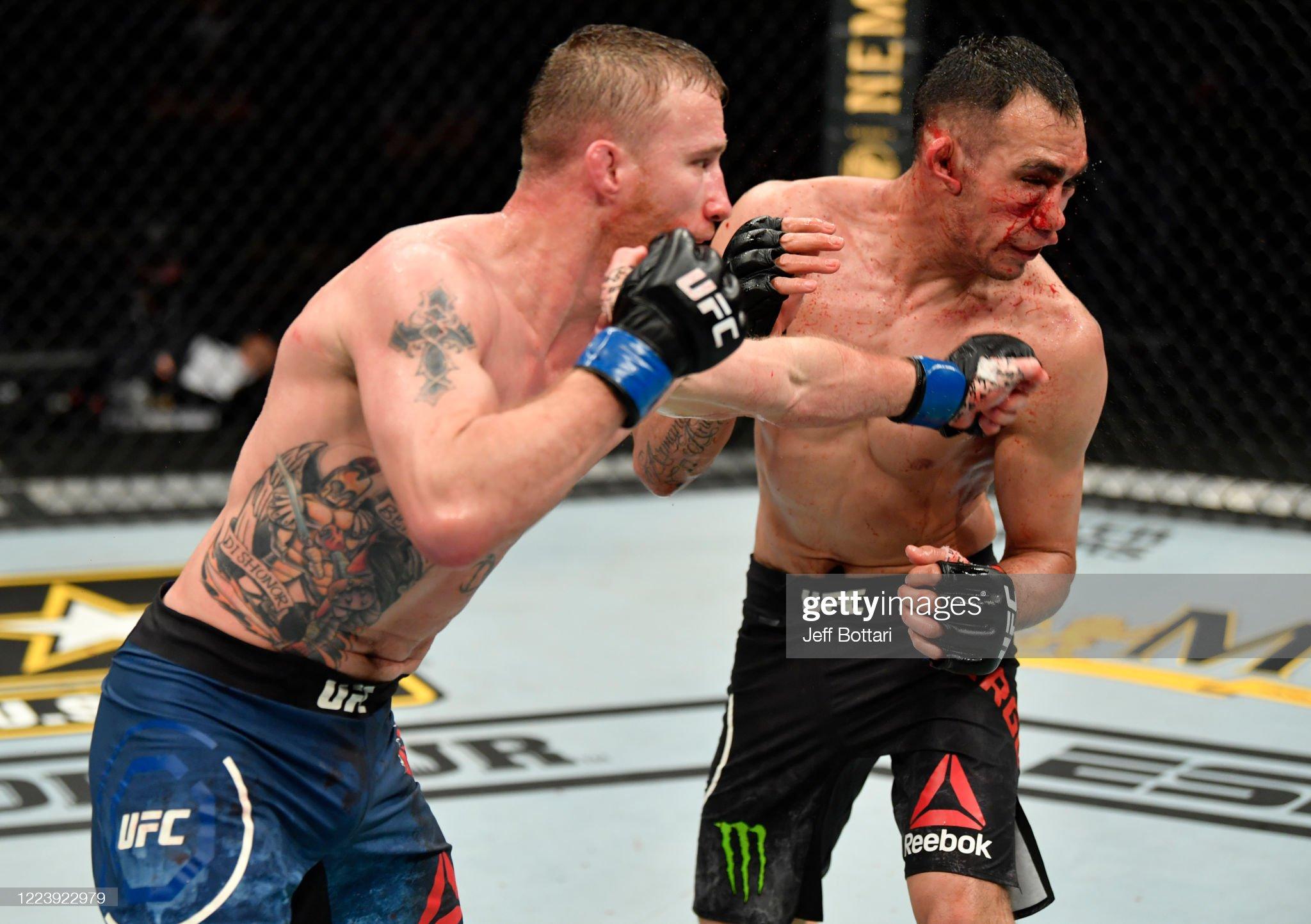 UFC 249 Ferguson v Gaethje : News Photo