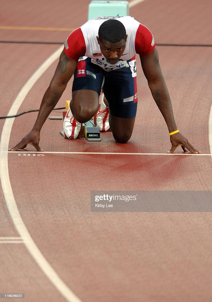 IAAF World Championships in Athletics - Men's 200m Semifinals - August 10, 2005
