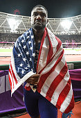 london england justin gatlin united states