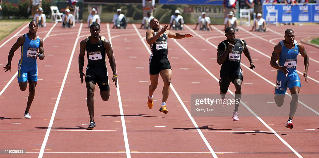 USA Track & Field Championships - June 25, 2005