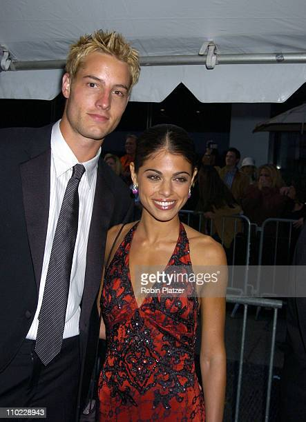 Justin Hartley and Lindsay Hartley during 32nd Annual Daytime Emmy Awards Outside Arrivals at Radio City Music Hall in New York City New York United...