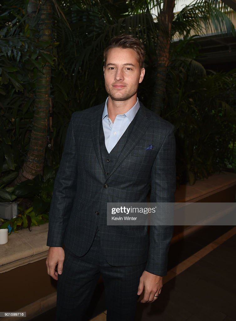 Justin Hartley attends the 18th Annual AFI Awards at Four Seasons Hotel Los Angeles at Beverly Hills on January 5, 2018 in Los Angeles, California.