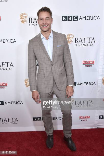 Justin Hartley attends the BBC America BAFTA Los Angeles TV Tea Party 2017 Arrivals at The Beverly Hilton Hotel on September 16 2017 in Beverly Hills...