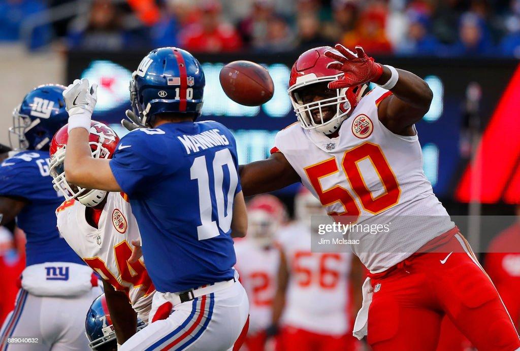 Kansas City Chiefs v New York Giants : News Photo