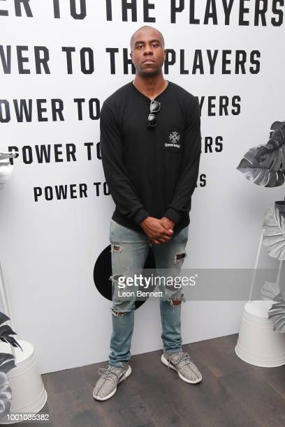 Justin Hurtt attends Players' Night Out 2018 hosted by The Players' Tribune on July 17 2018 in Studio City California