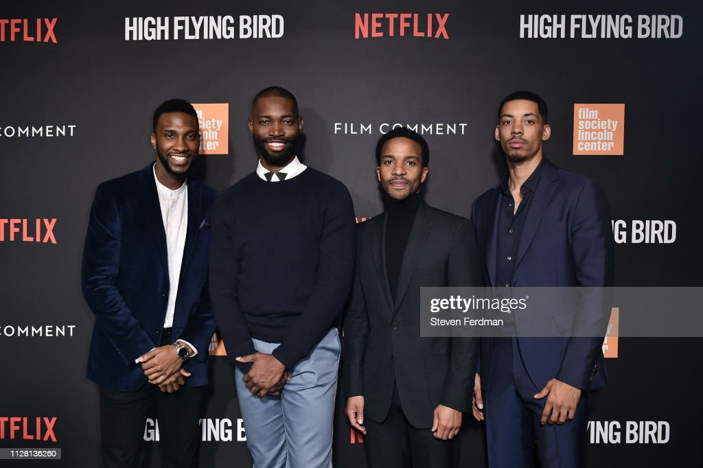Netflix 'High Flying Bird' - Film Comment Select Special Screening : News Photo