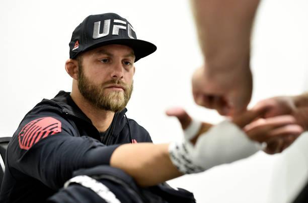 NV: UFC Fight Night Blaydes v Volkov
